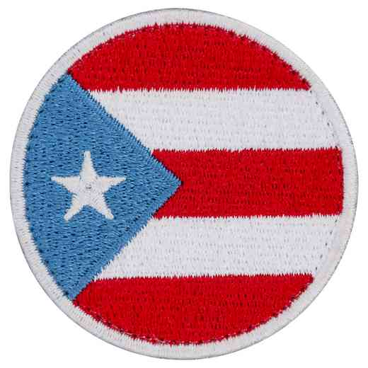 VP016: Puerto Rico Circle Flag